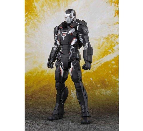 "Tamashii Nations BAS55476 War Machine MK4 ""Avengers: Infinity War"", Bandai S.H. Figuarts"
