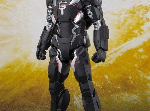 Tamashii Nations War Machine MK4  Avengers