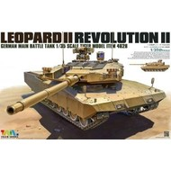 TMK - TIGER MODEL LTD LEOPARD II REVOLUTION II MBT 1/35