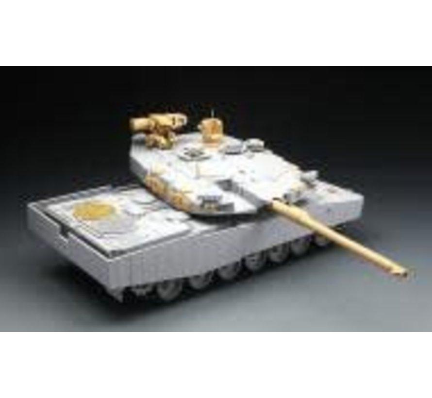 4628 LEOPARD II REVOLUTION II MBT 1/35