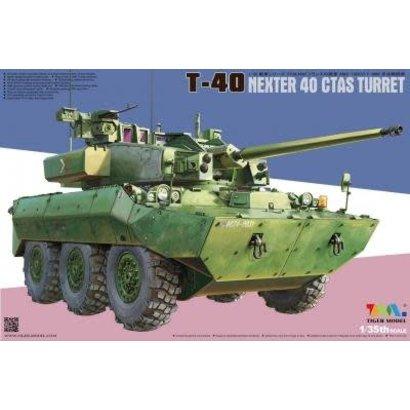 TMK - TIGER MODEL LTD TIG4665 NEXTER T40 IFV 1/35