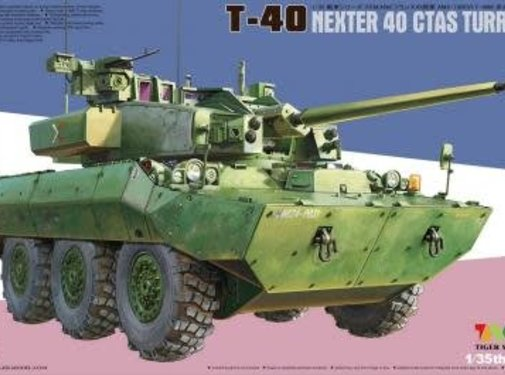 TMK - TIGER MODEL LTD NEXTER T40 IFV 1/35