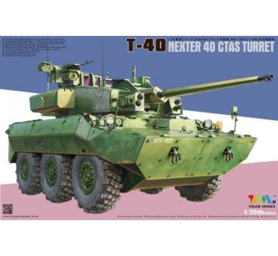 TIG4665 NEXTER T40 IFV 1/35