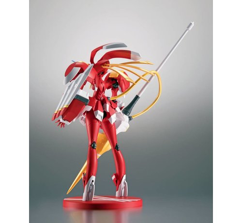 "Tamashii Nations 55554 Strelitzia XX ""Darling in the Franxx"", Bandai Robot Spirits"