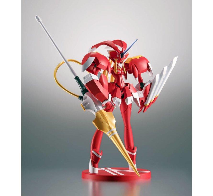 "55554 Strelitzia XX ""Darling in the Franxx"", Bandai Robot Spirits"