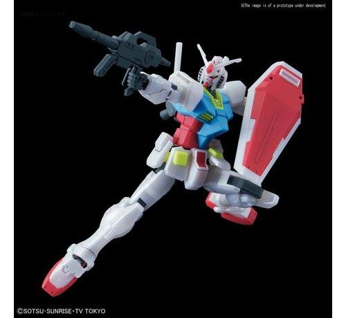 "BANDAI MODEL KITS 5055706 #25 GBN-Base Gundam ""Gundam Build Divers"", Bandai HGBD"
