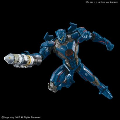 "BANDAI MODEL KITS 5055864 Gipsy Avenger (Final Battle Ver.) ""Pacific Rim"", Bandai HG"