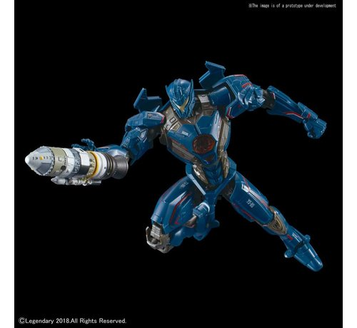 "BANDAI MODEL KITS 5055864 Gipsy Avenger (Final Battle Ver.) ""Pacific Rim"", Bandai HG"