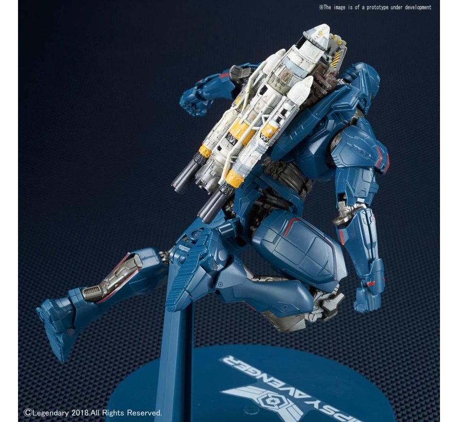 "5055864 Gipsy Avenger (Final Battle Ver.) ""Pacific Rim"", Bandai HG"