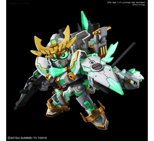 "BANDAI MODEL KITS 5055707 #26 RX-Zeromaru Sinkikessho ""Gundam Build Divers"", Bandai SDBD"