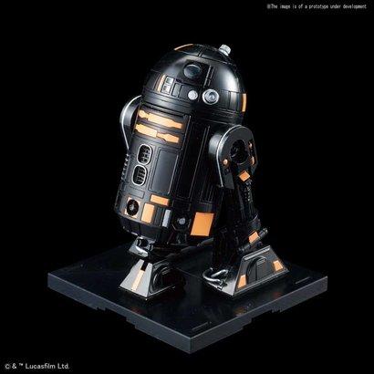 """BANDAI MODEL KITS 5055705 R2-Q5 """"Star Wars"""", Bandai Star Wars Character Line 1/12"""
