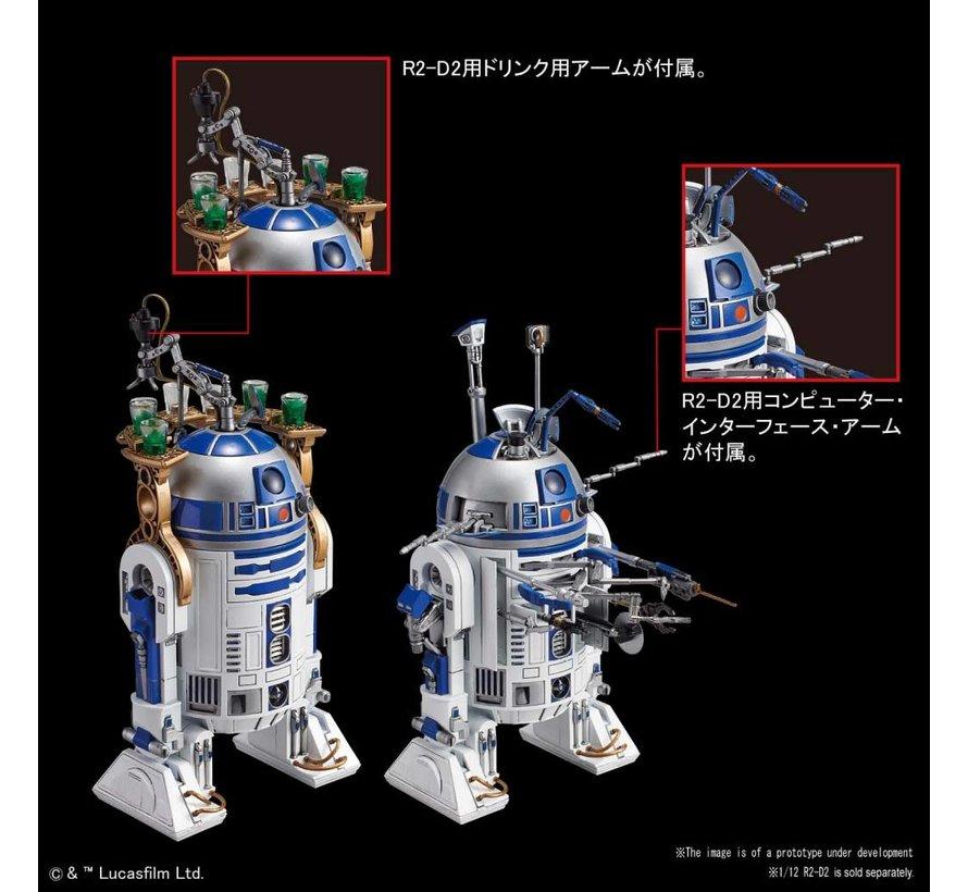 "5055705 R2-Q5 ""Star Wars"", Bandai Star Wars Character Line 1/12"
