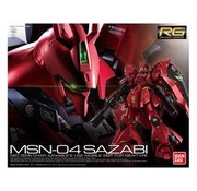 BANDAI MODEL KITS #29 Sazabi Char's Counterattack