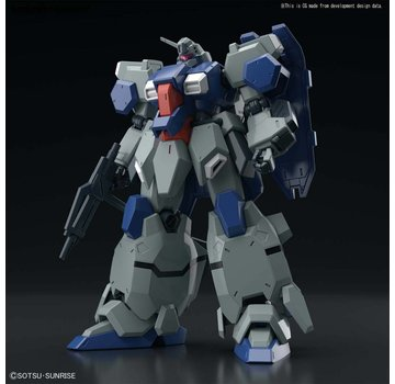 BANDAI MODEL KITS #222 Gustav Karl (UC Ver)