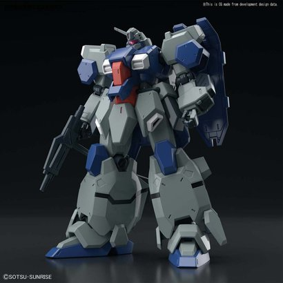 "BANDAI MODEL KITS 5056751 #222 FD-03 Gustav Karl (UC Ver). ""Gundam Unicorn"", Bandai HGUC 1/144"
