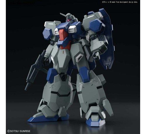 "BANDAI MODEL KITS 5056751 #221 FD-03 Gustav Karl (UC Ver). ""Gundam Unicorn"", Bandai HGUC 1/144"