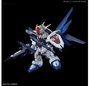 BANDAI MODEL KITS #08 Freedom Gundam SDCS