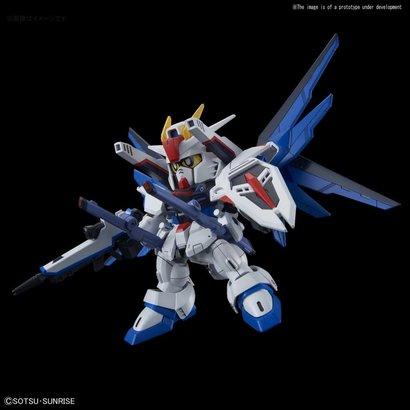 "BANDAI MODEL KITS 5056752 #08 Freedom Gundam ""Gundam Seed"", Bandai SDCS"