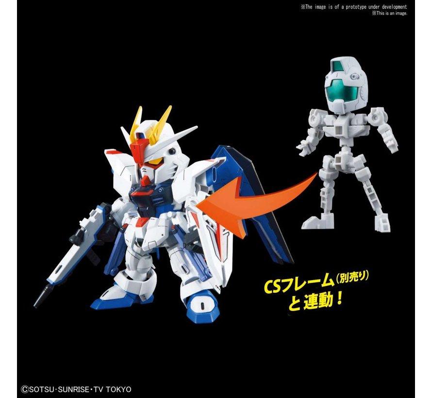 "5056752 #08 Freedom Gundam ""Gundam Seed"", Bandai SDCS"