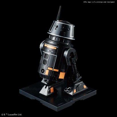 """BANDAI MODEL KITS 5056764 R5-J2 """"Star Wars"""", Bandai Star Wars Character Line 1/12"""