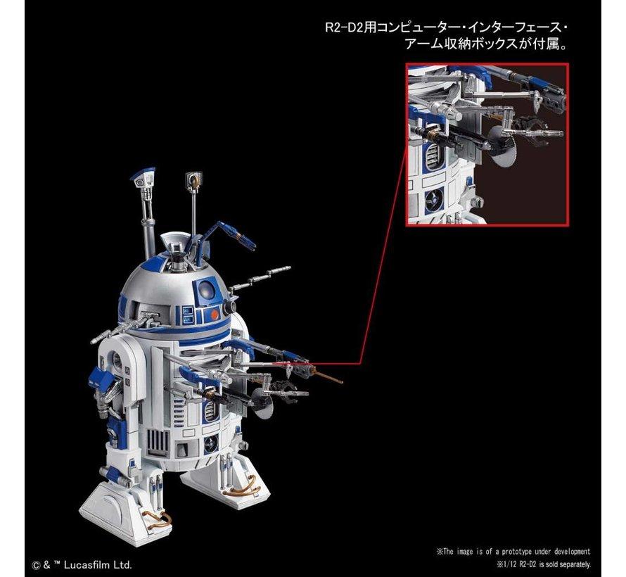 "5056764 R5-J2 ""Star Wars"", Bandai Star Wars Character Line 1/12"