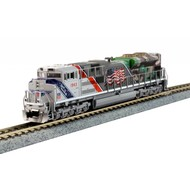 KAT-Kato USA Inc 381- N SD70ACe, UP/The Spirit #1943