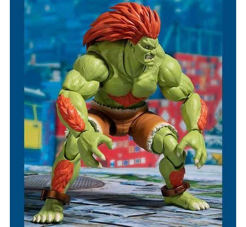 "Tamashii Nations 55300 Blanka ""Street Fighter"", Bandai S.H. Figuarts"