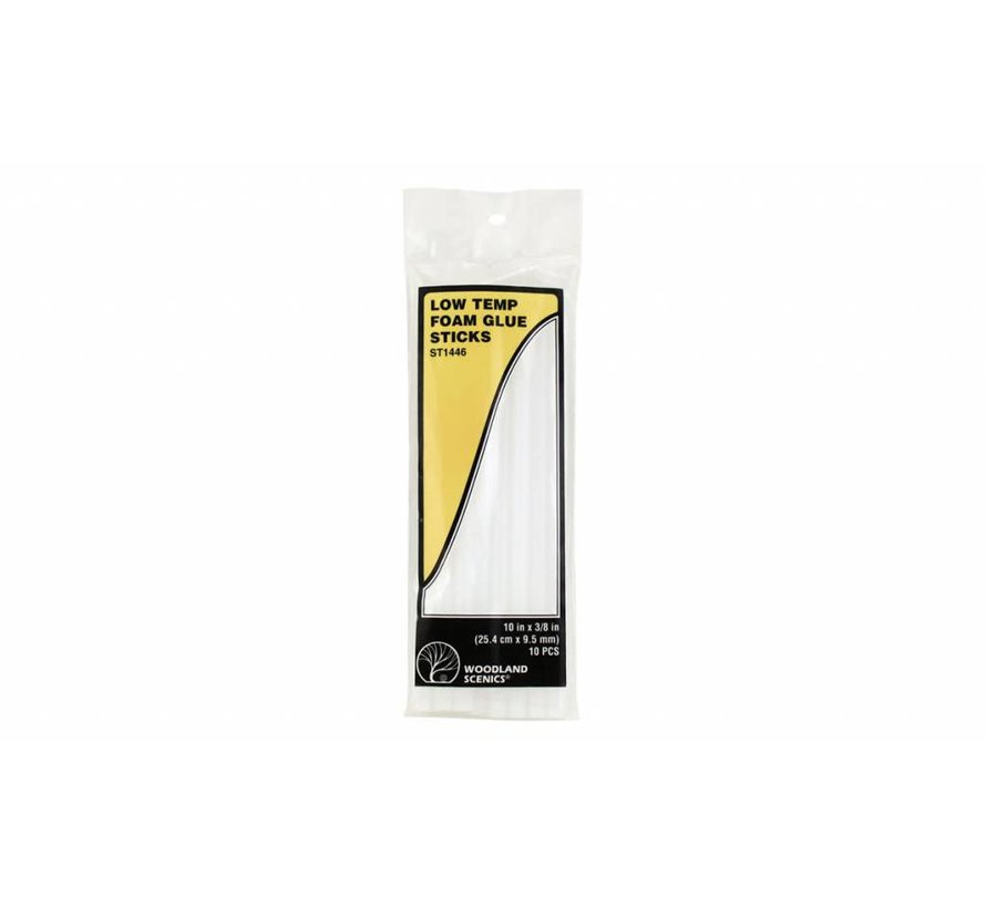 ST1446 Low Temp Foam Glue Sticks 10 pack