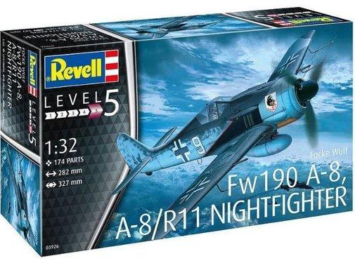 Revell Germany (RVL) 1/32 Focke Wulf Fw 190 A-8 Nightfighter