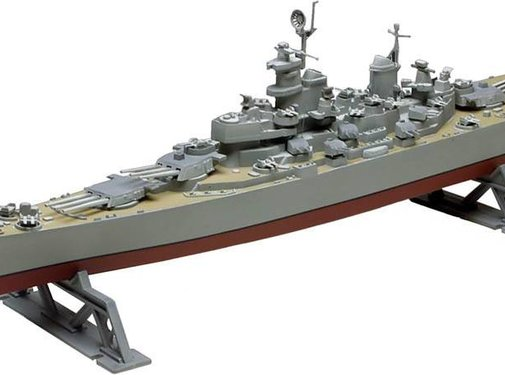 RMX- Revell 1/535 USS Missouri Battleship