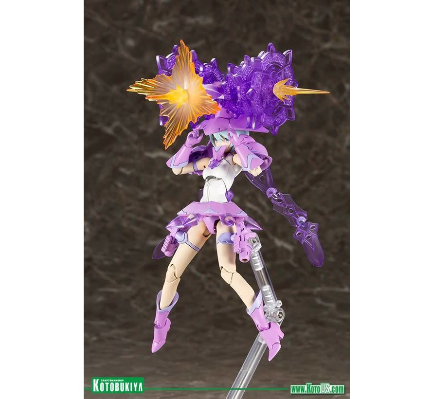 KP430 MEGAMI DEVICE CHAOS & PRETTY WITCH MODEL KIT