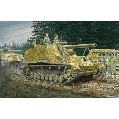 DML - Dragon Models 6935 Sd.Kfz.165 Hummel Early/Late Production (2 in 1) - Smart Kit 1/35