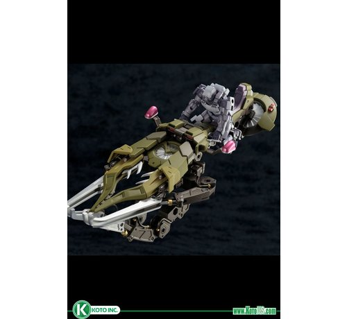 Kotobukiya - KBY HG-006 Hexa Gear Motor Punisher 1/24