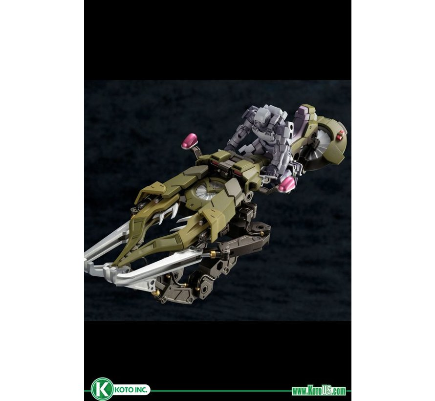 HG-006 Hexa Gear Motor Punisher 1/24