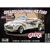 RMX- Revell 854443 1:25 Greased Lightning 1948 Ford Convertible Plastic Model Kit