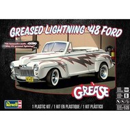 RMX- Revell 1/25 Greased Lightning '48 Ford Convertible