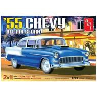 AMT - AMT Models 55 Chevy Bel Air Sedan 1/25