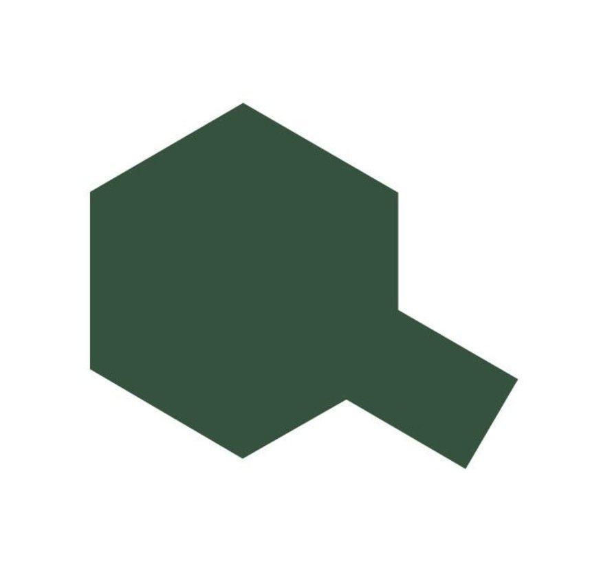85002 Spray Lacquer TS-2 Dark Green