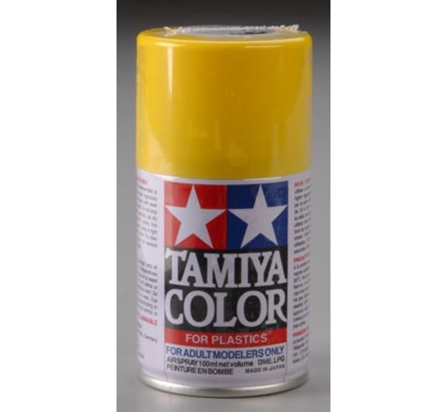 85016 Spray Lacquer TS-16 Yellow