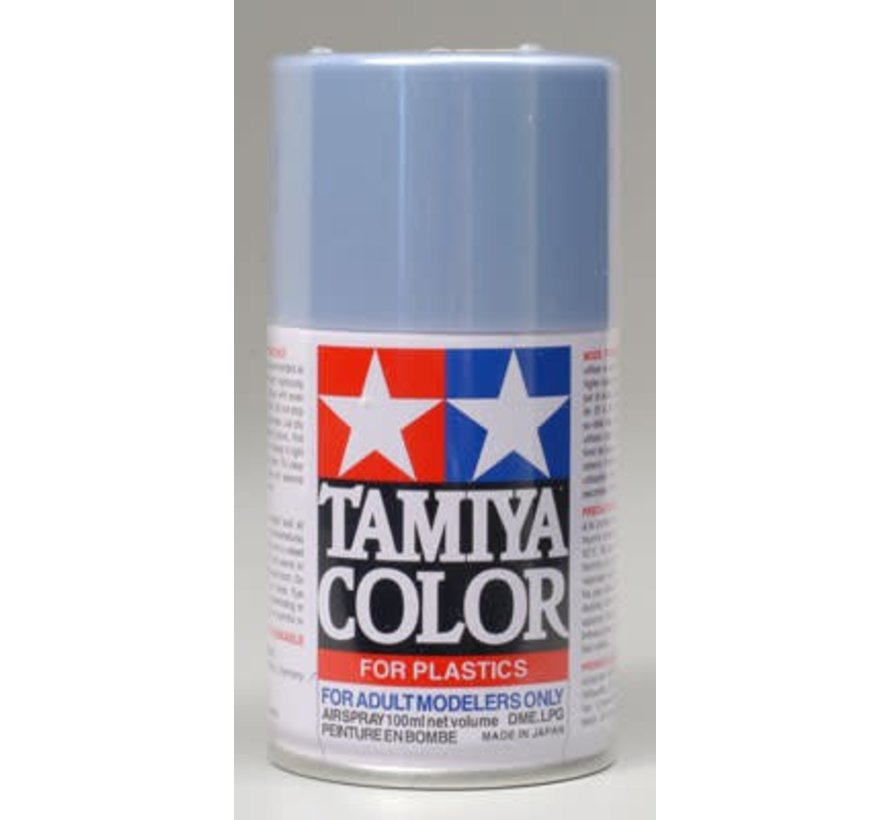 85058 Spray Lacquer TS-58 Pearl Light Blue 3 oz