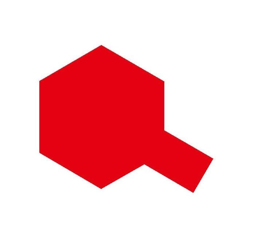 85086 Spray Lacquer TS-86 Brilliant Red 3 oz