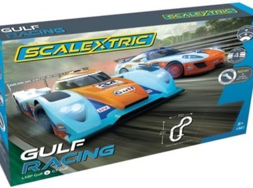 SSR-Scalextric SET 1:32 - GULF RACING