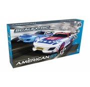 SSR-Scalextric SET 1:32 American GT