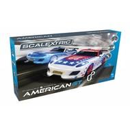 SSR-Scalextric SET 1:32 American GT