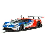 SSR-Scalextric C3857 Ford GT - GTE Number 66 Le Mans 2016