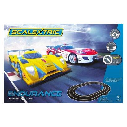 SSR-Scalextric C1399T 1:32 Slotcar Set Endurance