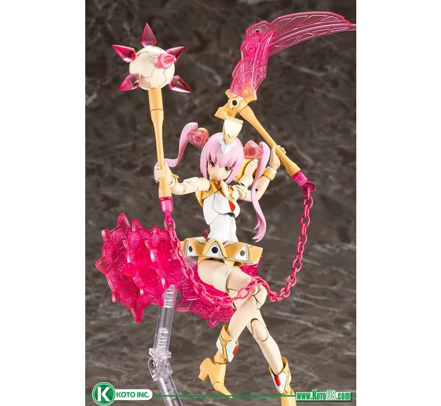 KP429 CHAOS & PRETTY MAGICAL GIRL - MEGAMI DEVICE MODEL KIT
