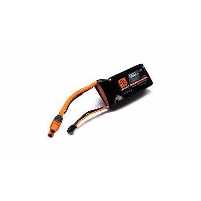 SPM - Spektrum X13003S30 1300mah 3S 11.1V Smart LiPo Battery 30C; IC3
