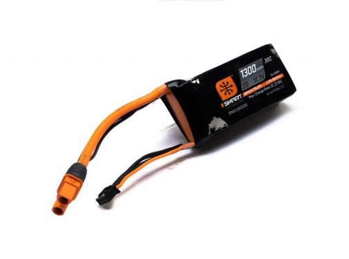 Spektrum (SPM) 1300mah 3S 11.1V Smart LiPo Battery