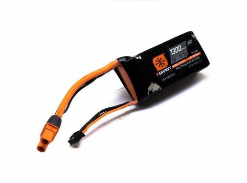 SPM - Spektrum 1300mah 3S 11.1V Smart LiPo Battery